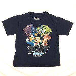 2017 Disney T-shirt